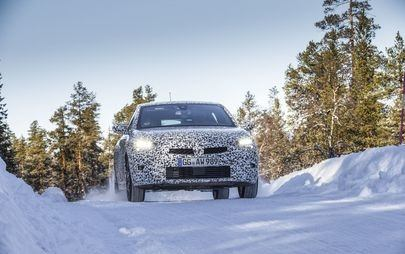 Testing, Testing, Testing: Next generation Opel Corsa gets ready