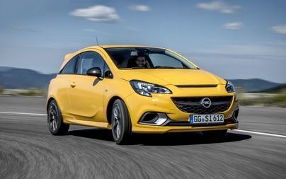 Press kit: Ready for Take-Off: New Opel Corsa GSi