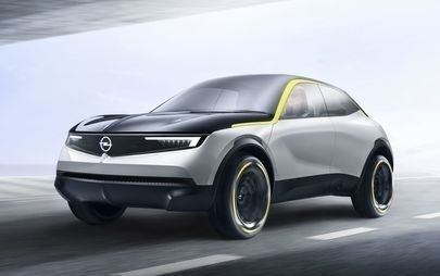 Opel GT X Experimental: Bold Vision of Opel's Future