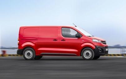 The New Benchmark: Third-Generation Opel Vivaro